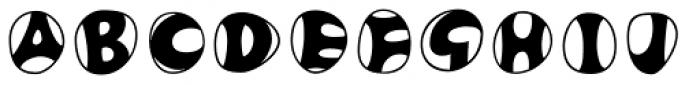 Frutiger Stones Pro Font UPPERCASE