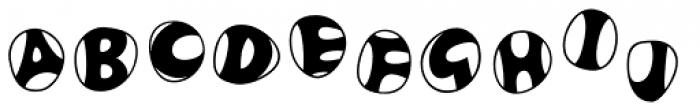Frutiger Stones Pro Font LOWERCASE