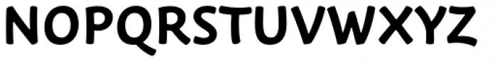 Fry Font UPPERCASE
