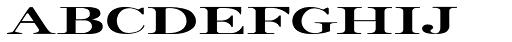 Fry's Alphabet Font LOWERCASE
