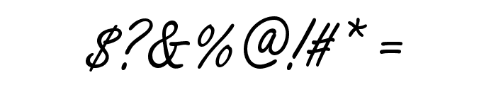 Freestyle Script Font OTHER CHARS