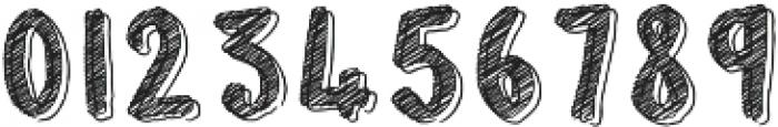 FSY Doodle Marker ttf (400) Font OTHER CHARS
