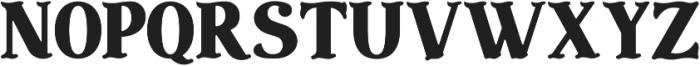 FSY Resurgence ttf (400) Font UPPERCASE