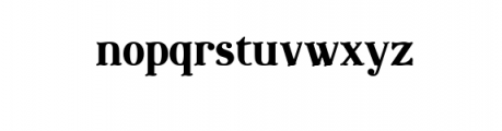 FSY Resurgence.ttf Font LOWERCASE