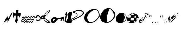 FSO never named Font UPPERCASE
