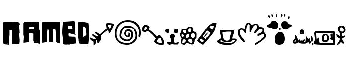 FSO never named Font LOWERCASE
