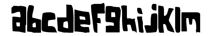 FSO square bracket Font UPPERCASE