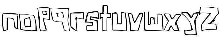 FSO square bracket Font LOWERCASE