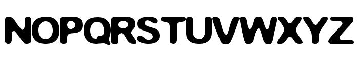 fStop Font UPPERCASE