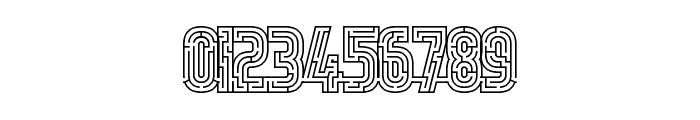 fs lost Regular Font OTHER CHARS