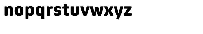 FS Joey Heavy Font LOWERCASE