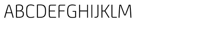 FS Joey Light Font UPPERCASE