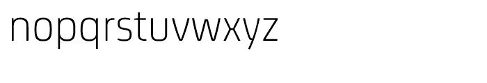 FS Joey Light Font LOWERCASE