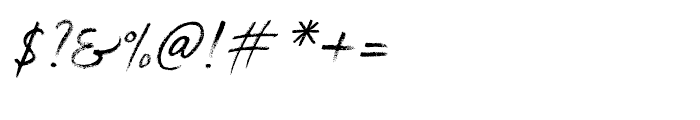 FS Sammy Regular Font OTHER CHARS