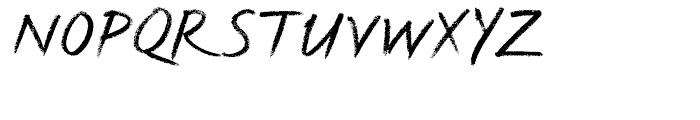 FS Sammy Regular Font UPPERCASE