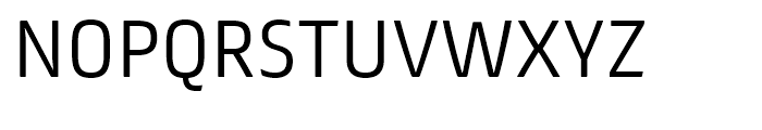 FS Truman Light Font UPPERCASE