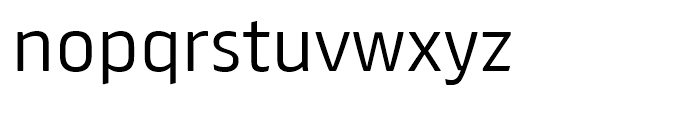 FS Truman Light Font LOWERCASE