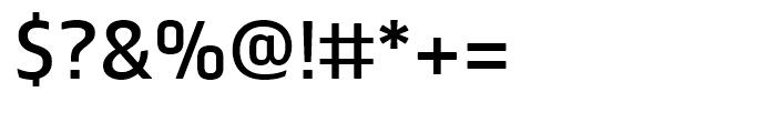 FS Truman Regular Font OTHER CHARS