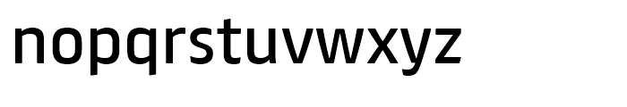 FS Truman Regular Font LOWERCASE