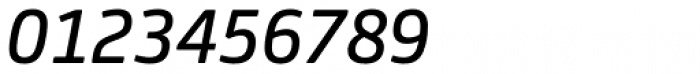 FS Joey Medium Italic Font OTHER CHARS