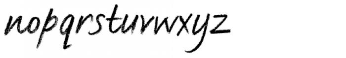 FS Sammy Regular Font LOWERCASE