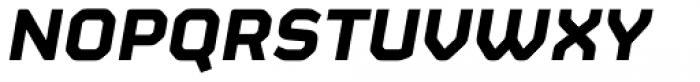 FS Sinclair Bold Italic Font UPPERCASE