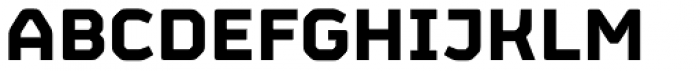 FS Sinclair Bold Font UPPERCASE