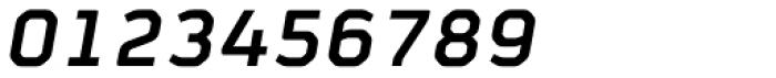 FS Sinclair Medium Italic Font OTHER CHARS