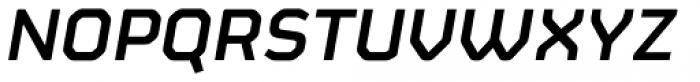 FS Sinclair Medium Italic Font UPPERCASE