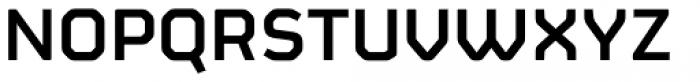 FS Sinclair Medium Font UPPERCASE
