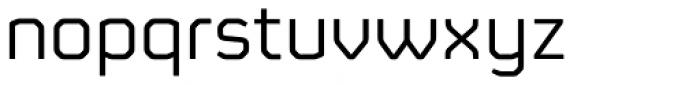 FS Sinclair Regular Font LOWERCASE