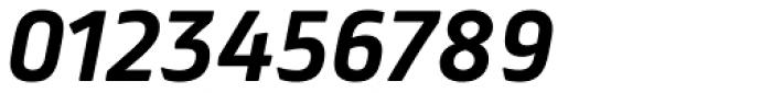 FS Truman Bold Italic Font OTHER CHARS