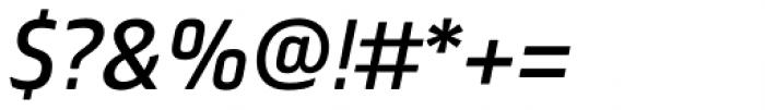 FS Truman Italic Font OTHER CHARS