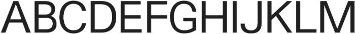 FT Switch otf (400) Font UPPERCASE