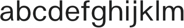 FT Switch otf (400) Font LOWERCASE
