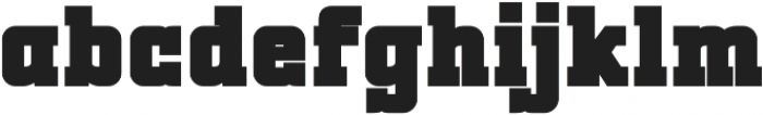 FTY OLD SPORT COLLEGE Bold Italic otf (700) Font LOWERCASE