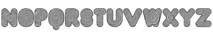FT AcidTest regressive Font LOWERCASE
