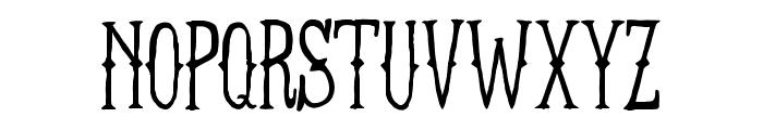 FT Anchor Yard Regular Font LOWERCASE