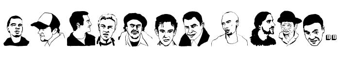 FT Fenotype faces DEMO men Font LOWERCASE