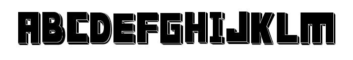 FT ScandinavianTitan Black Font UPPERCASE