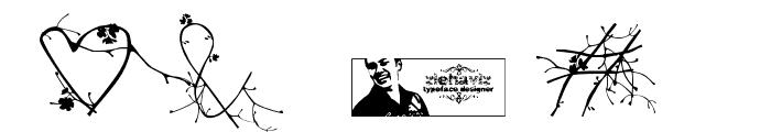 FTF Hutan Rantingee FREE Font OTHER CHARS