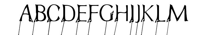 FTF Indonesiana Bramanangkoe Repackage Font LOWERCASE