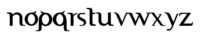 FTF Indonesiana Serif Font LOWERCASE