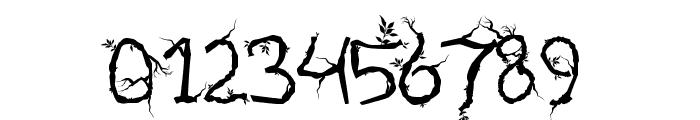 FTFHutanAkarasiana Font OTHER CHARS