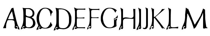 FTFIndonesianaBramanangkoeRepackage Font UPPERCASE