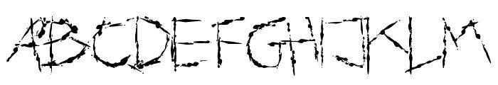 FTFToelisanPedjoeang Font UPPERCASE