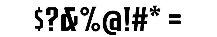 FTYSTRATEGYCIDENCV Font OTHER CHARS