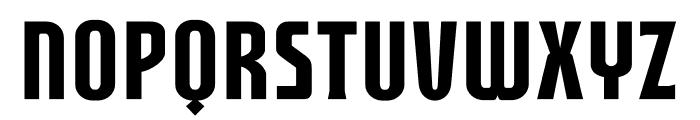 FTYSTRATEGYCIDENCV Font UPPERCASE