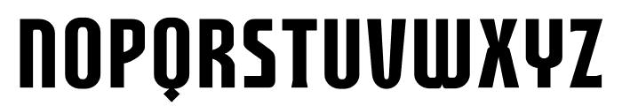 FTYSTRATEGYCIDENCV Font LOWERCASE