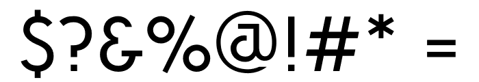 ft anima Regular Font OTHER CHARS